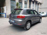 brugt VW Tiguan 2.0 tdi trend NAVY 110 cv full