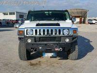 usata Hummer H2 6.0 V8 Luxury Autocarro
