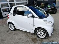 used Smart ForTwo Electric Drive coupé
