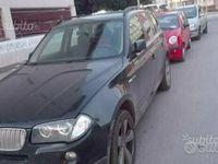 usata BMW X3 2.0 diesel 150 cv