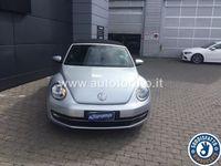 second-hand VW Maggiolino MAGGIOLINOcabrio 1.6 tdi Design 105cv dsg