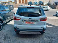 usata Ford Ecosport 1.0 EcoBoost 125 CV S Titanium