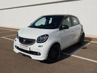 käytetty Smart ForFour BRABUS 0.9 Turbo twinamic Xclusive