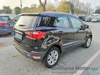 brugt Ford Ecosport 1.5 TDCi 95 CV Plus rif. 11692650