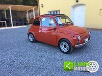 usata Fiat 500 Abarth R Trasformabile, anno 1975, allestimento restaurata