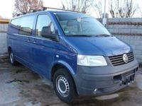 brugt VW Transporter 2.5 TDI 130 cv 4X4 PL Kombi 6posti clima radio cd rif. 10871304