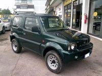 used Suzuki Jimny 1.3 16v 4WD JLX 4x4 Gancio traino