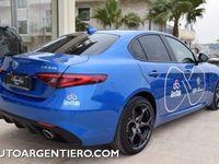 usado Alfa Romeo Giulia 2.2 Turbodiesel 210 CV AT8 AWD Q4 Veloce BLU MISAN