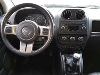 usata Jeep Compass Compass2.2 CRD Limited 06/2013 UNIPROPRIETARIO ITALIANA