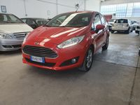 used Ford Fiesta 1.4 GPL 2016