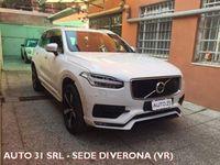 używany Volvo XC90 D5 AWD Geartronic R-design usato