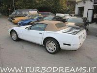 usata Corvette C4 5.7 LT1 CABRIO / CONVERTIBLE * 40° ANNIVERSARY *