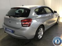 second-hand BMW 116 SERIE 1 (3 PORTE) d Joy 3p