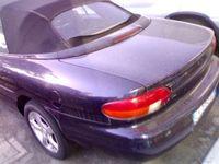 usata Chrysler Stratus 2.5 cat Cabrio LX Cabrio