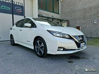 usata Nissan Leaf CONNECTA 40kw - CARICABATTERIE INCLUSO