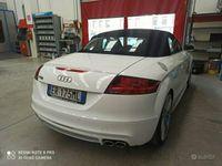 usata Audi TT Roadster S da vetrina