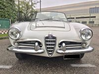 usata Alfa Romeo Giulia Spider 1600 FRENI A DISCO CERTIF.ASI