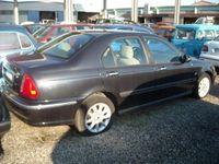 usata Rover 45 2.0i TD cat 4 porte Connoisseur