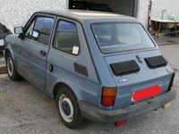 brugt Fiat 126 - 1986