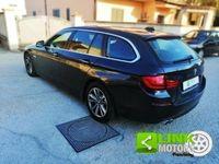 brugt BMW 525 Serie 5 d Xdrive Futura, anno 2013, manutenzione curata, con garanzia