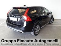 brugt Volvo V60 CC Cross Country D3 Geartronic Momentum