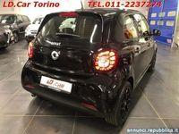 usata Smart ForFour 90 0.9 Turbo twinamic Passion pak sport cl 16 rif. 8782270
