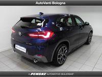 gebraucht BMW X2 sDrive18d Msport-X
