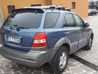 brugt Kia Sorento 2.5 CRDI 4x4