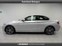używany BMW 218 d Coupé Sport