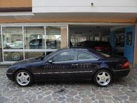 second-hand Mercedes CL500 cat AUTOMATIC FULL OPTIONAL