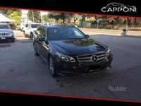 usado Mercedes E250 CDI S.W. 4Matic