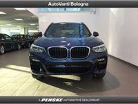 gebraucht BMW X3 xDrive 20d Msport
