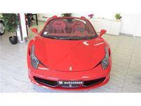usata Ferrari 458 Spider