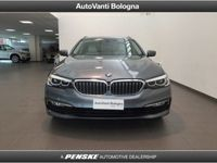 brugt BMW 520 d Touring Business