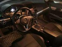 usata Mercedes 220 Classe E Cpé versione AMGcdi permute
