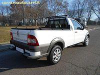 gebraucht Fiat Strada 1.3 MJT 95CV Pick-up Trekking