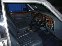 usata Rolls Royce Silver Spirit