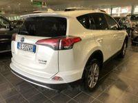 usado Toyota RAV4 Hybrid 4WD Lounge del 2016 usata a Torino