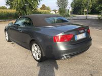 gebraucht Audi A5 Cabriolet 2.0 TDI 177cv Multitr BusinessPlus