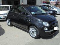 usata Fiat 500 1.2 lounge-bt-tetto- nera