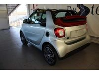 used Smart ForTwo Electric Drive cabrio