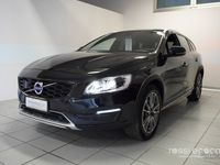 brugt Volvo V60 CC D4 AWD Geartronic Pro