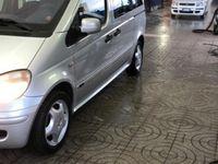 gebraucht Mercedes Vaneo 1.7 Diesel