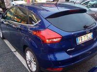 brugt Ford Focus 1.0 EcoBoost 125 CV Start&Stop Titanium del 2015 usata a Genova