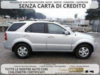 brugt Kia Sorento 2.5 16V CRDI VGT 4WD Act. Class