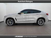 begagnad BMW X6 (F16/F86) M50d