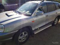 used Hyundai Santa Fe 1ª serie - 2002