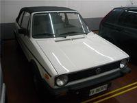 usata VW Golf Cabriolet 4 marce 1.1cc Benzina