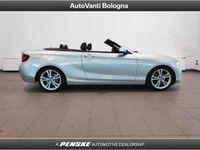 brugt BMW 220 d Cabrio Sport