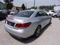 usata Mercedes E250 Classe E Coupe - C207 Diesel E coupe d (BT) Sport E6